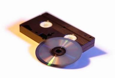 VHS/DVDs