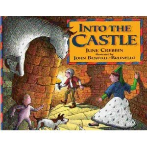 Into the Castle