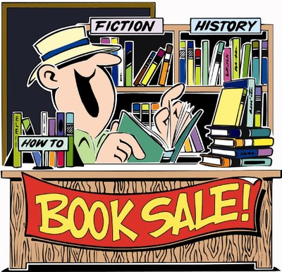 Book Sale Man